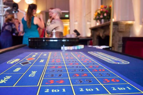 Online Casino menu item