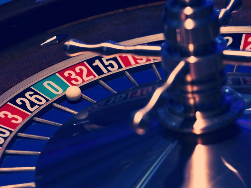 Bedrijfsuitje met casinotafels