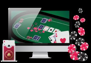 Online pokeren
