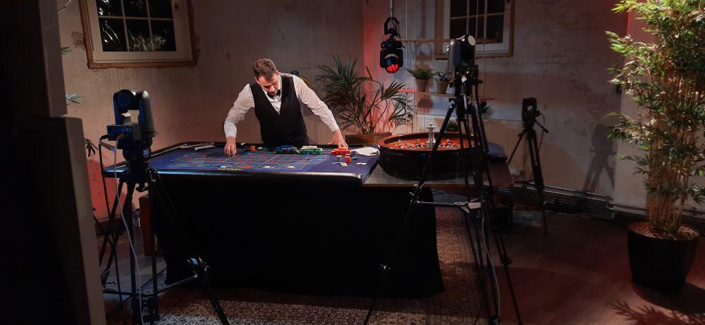 Live-roulette-spelen